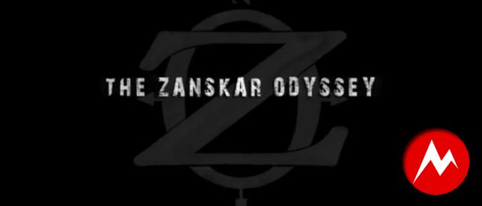 The zanskar odisey