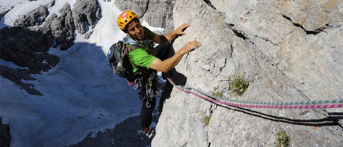 Andres Zegers, Gran Alpinista Chileno