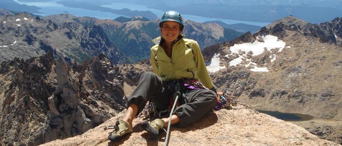 Header Enetrevista a Escaladora Cohyaiquina Heidi Duartes