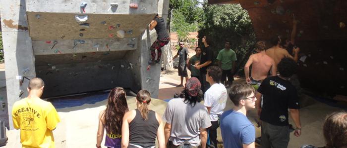 Header Enecuentro de Boulder USACH 2011