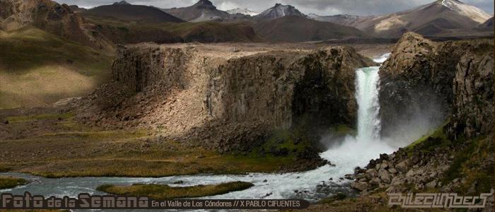 En el Valle de Los Condores - foto x Pablo Cifuentes
