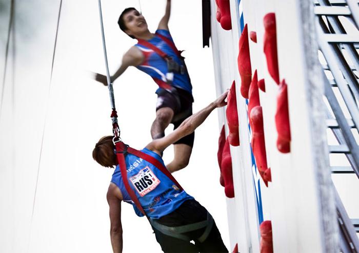 escalada olimpiadas