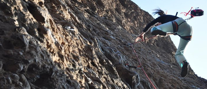 Header consejo aprender a volar en la escalada