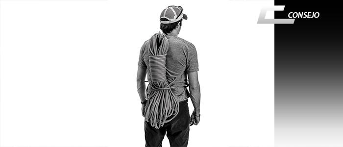 Mochila,cuerda-backpack coil-consejo