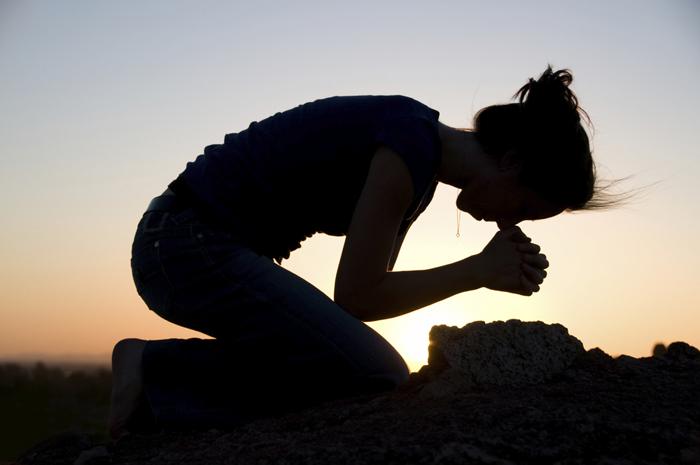 pray climbing
