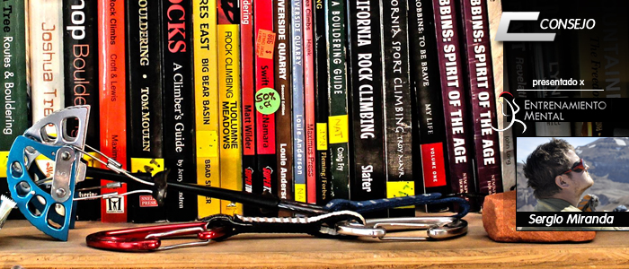 lectura escalada sergio miranda libros