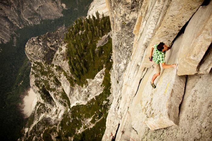 Alex Honnold, Yosemite CA