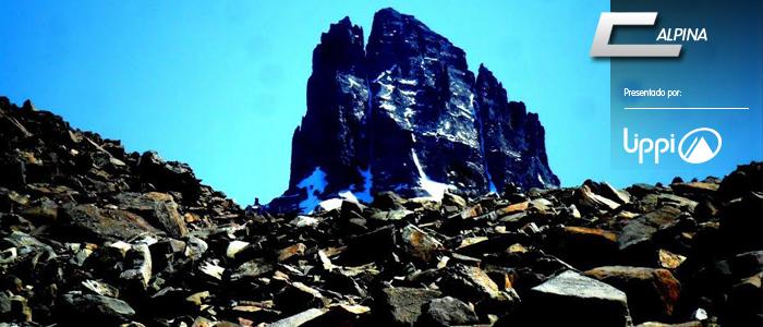 Ascensión cerro el feo en patagonia chile escalada alpina
