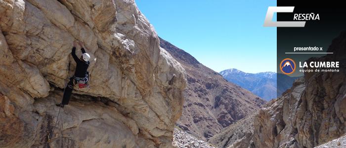 Chacay elqui norte escalada tradicional deportiva la serena