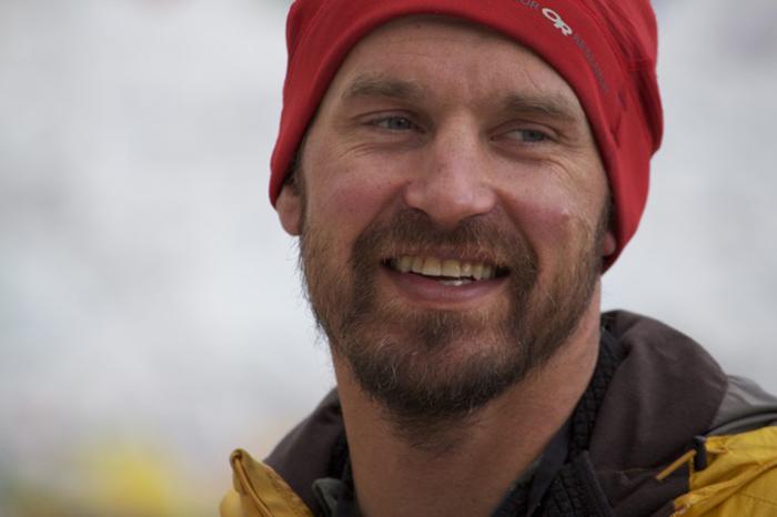 Chad Kellog muere en el fitz roy