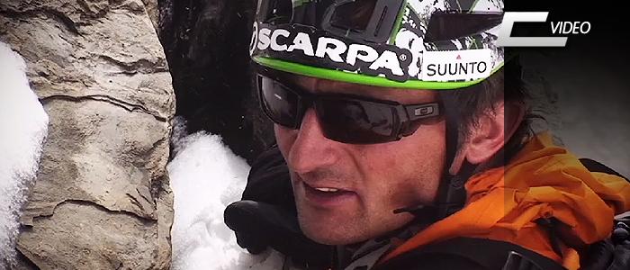 Ueli steck relata ascensos annapura y everest alpinismo alpina escalada
