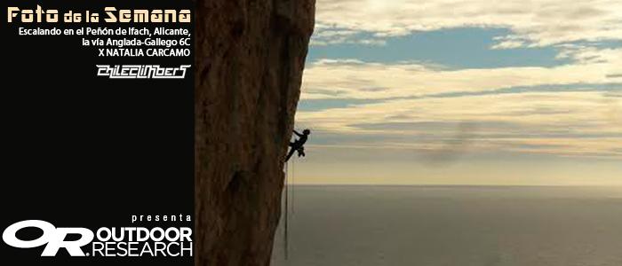 escalada via anglada gallego 6c en alicante foto de la semana or por natalia gallegos