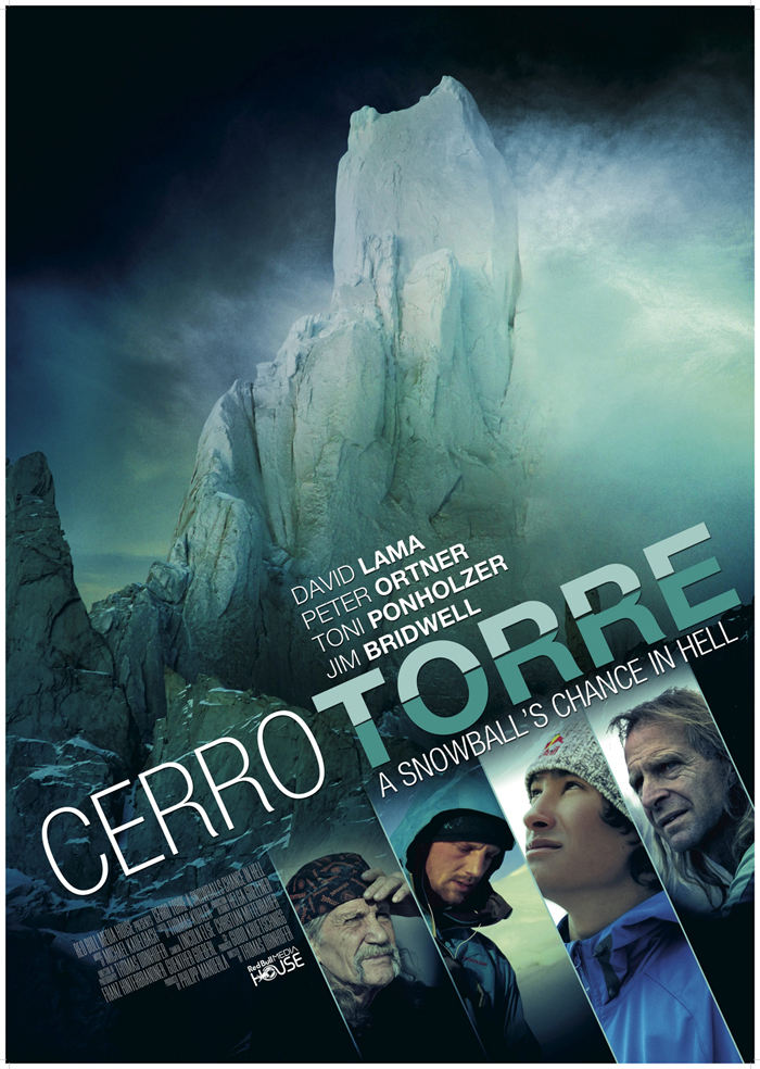 cerro torre con david lama mammut a snowball chance in hell