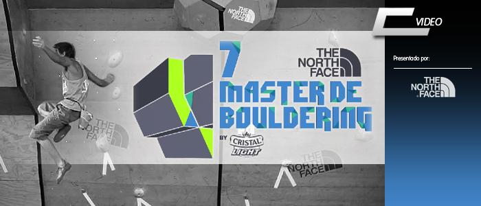 video vii edicion master the north face boulder chile como sera el evento