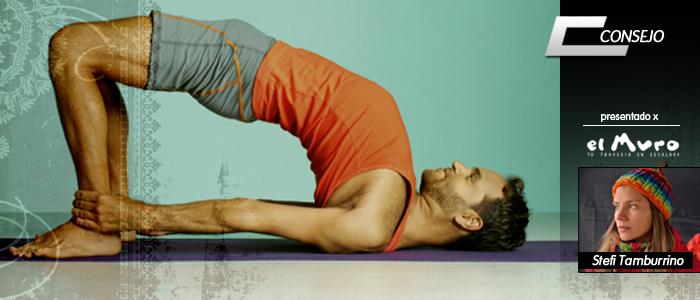 yoga escalada