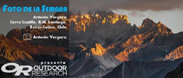 Cerro Castillo andes centrales
