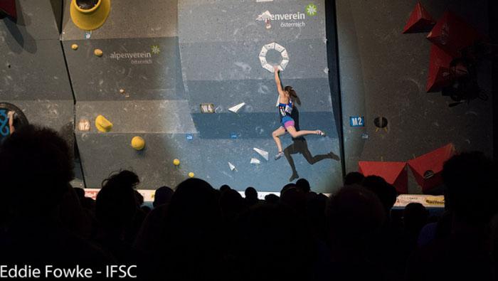 Foto: IFSC