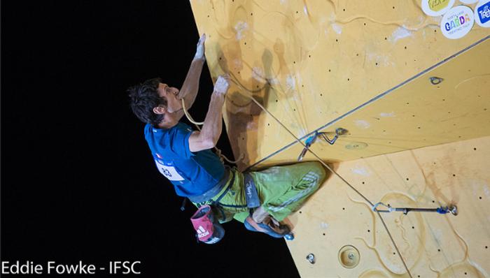 El ganador, el frances Romain Desgranges