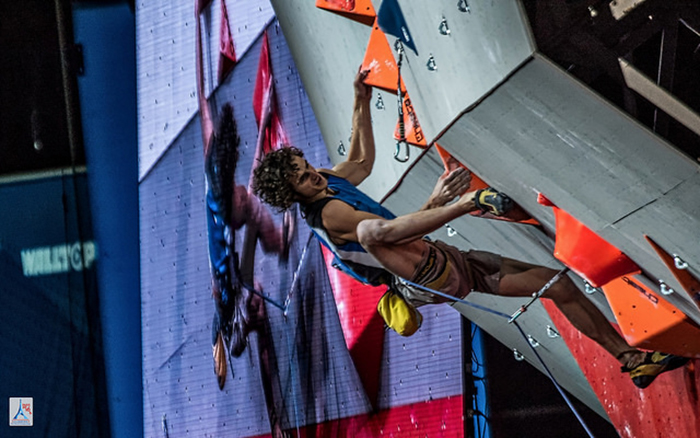 Ondra Acula bi-campeon mundial de dificultad
