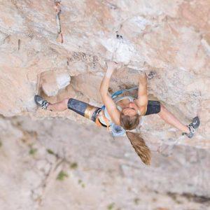 margo climbing